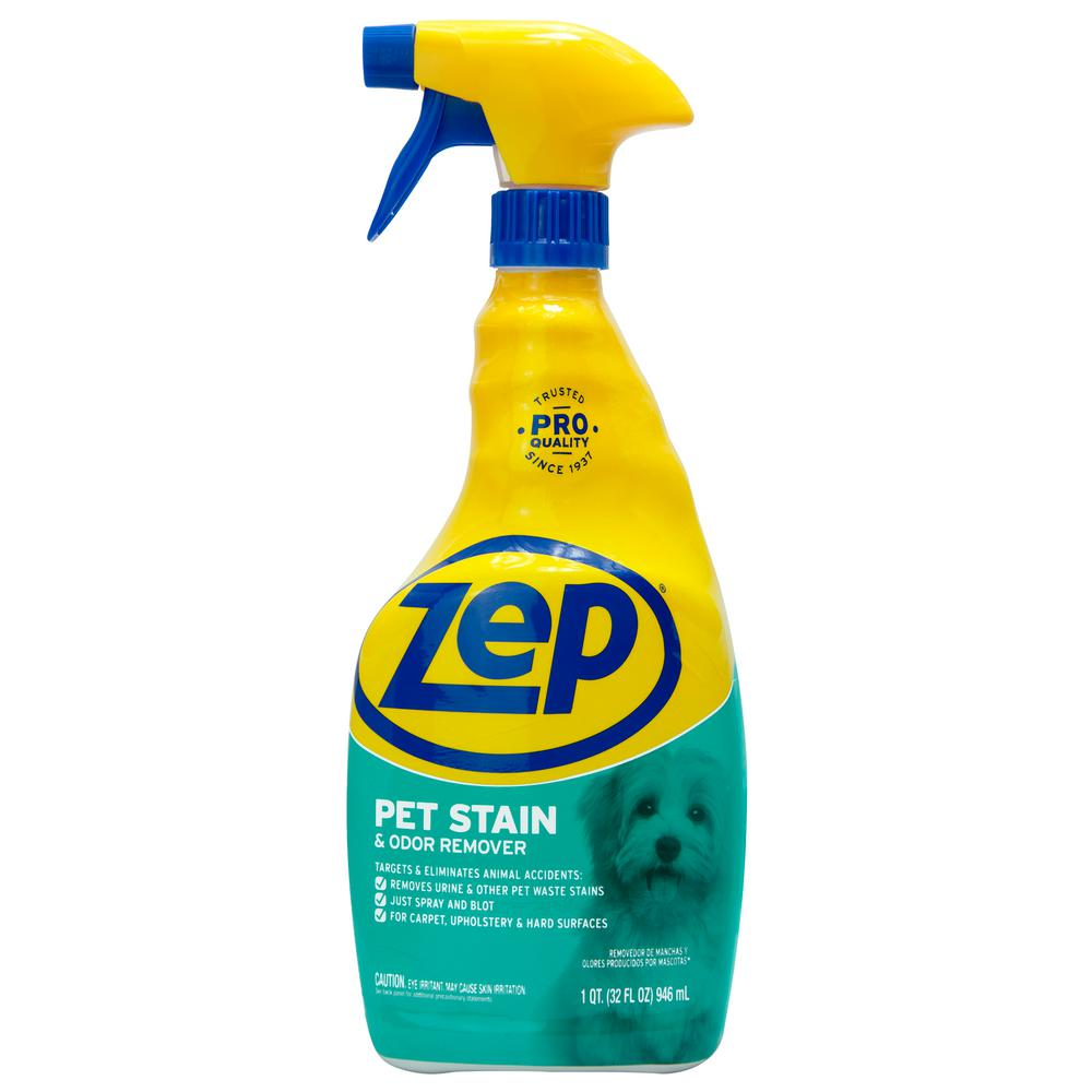 ZEP 32 oz  Pet Stain and Odor Remover