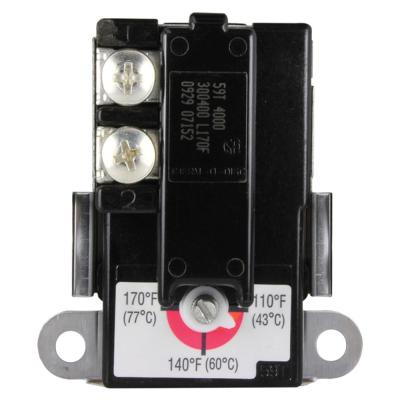 Lower Thermostat for Electric Water Heaters