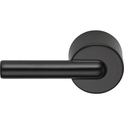 Trinsic Universal Flush Lever in Matte Black