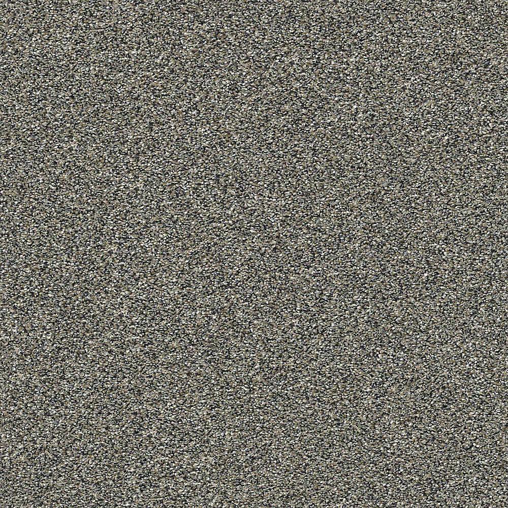 Home Decorators Collection Supercharged I - Color Fog Texture 12 ft. Carpet