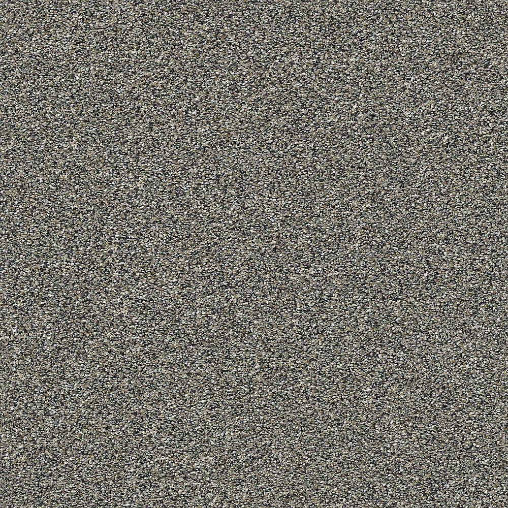 Home Decorators Collection Supercharged II - Color Fog Texture 12 ft. Carpet