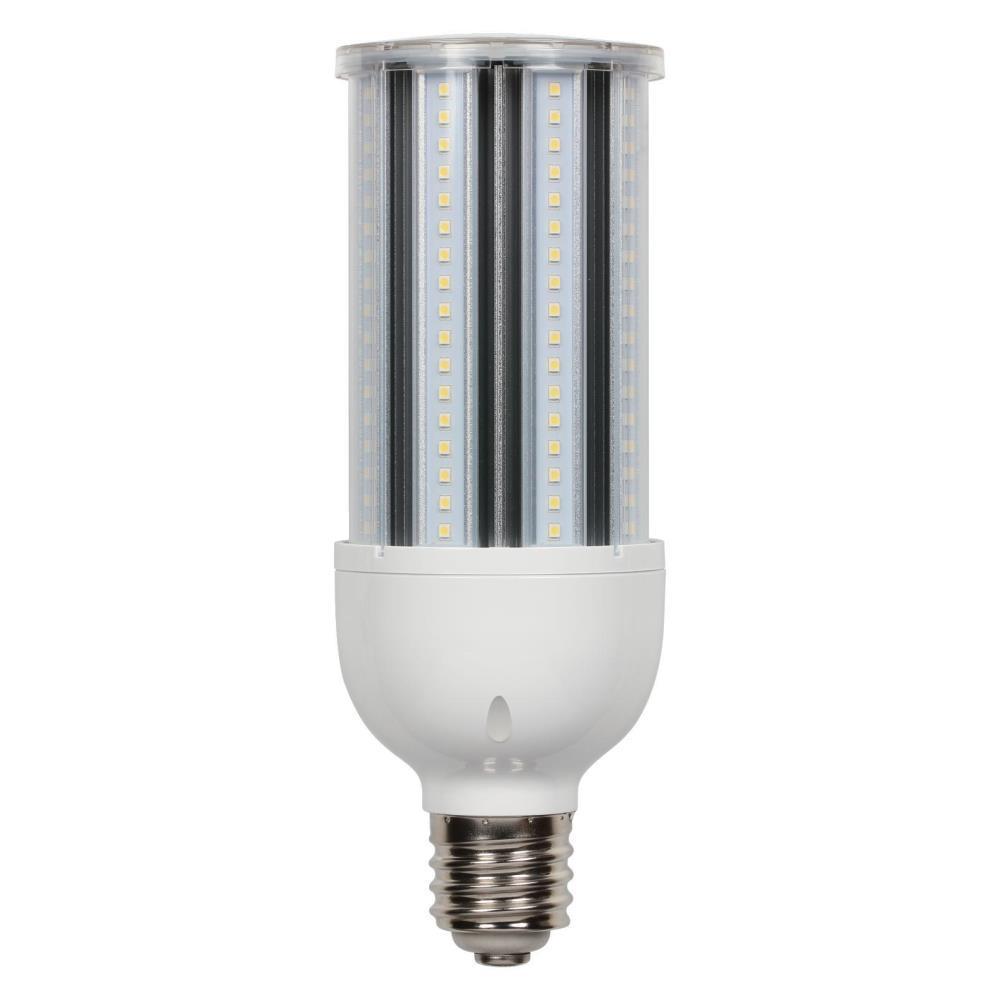 300W Equivalent Daylight T28 Corn Cob Mogul Base LED Light Bulb