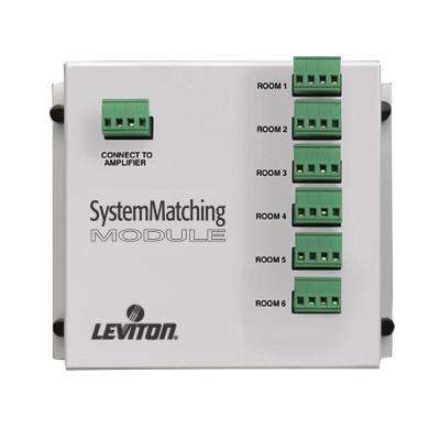 Spec-Grade Sound System Matching Module with Auto-Surge Technology