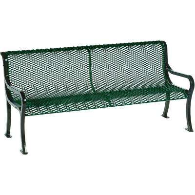 Green Commercial Bench