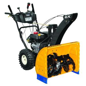 Cub Cadet 2X 526 SWE 26 inch 243cc Two-Stage Electric Start Gas Snow Blower with Power Steering by Cub Cadet