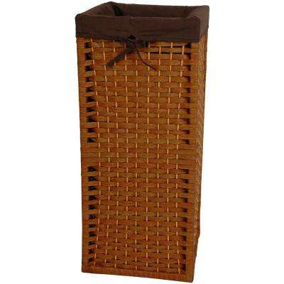 Honey Natural Fiber Laundry Trunk
