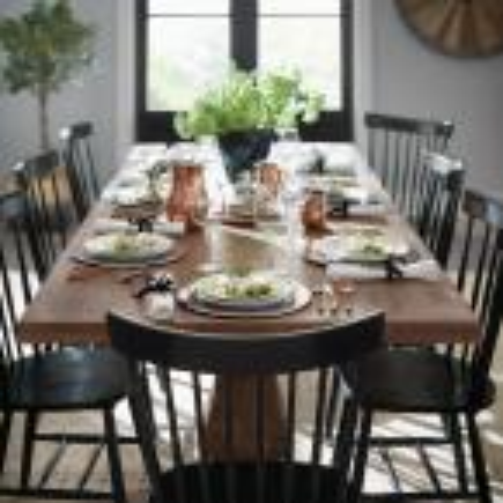 Safavieh Riley Black Wood Dining Chair (Set of 2)