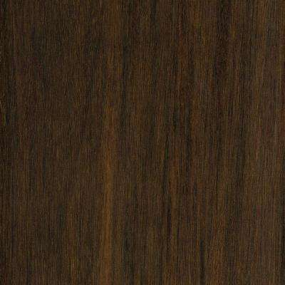 Matte Walnut Zoe 3/8 in. Thick x 5 in. Wide x Varying Length Click Lock Exotic Hardwood Flooring (26.25 sq. ft./case)