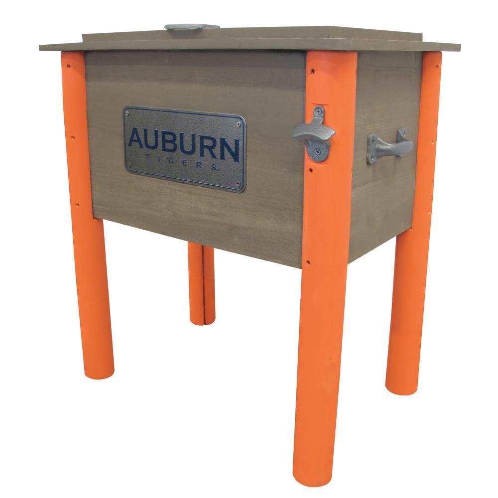 54 Qt. Auburn Tigers Cooler