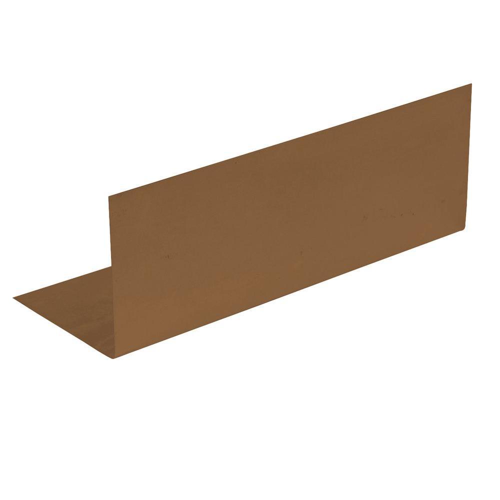 4 in. x 4 in. x 8 in. Bronze Aluminum Step