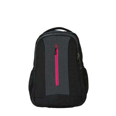 20 in Black/Pink Backpack