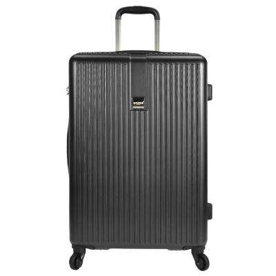 Sparta 26 in. Hardside Spinner Suitcase, Charcoal