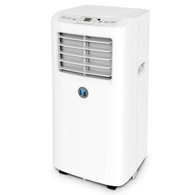 8,000 BTU Portable Air Conditioner with Dehumidifier with Remote