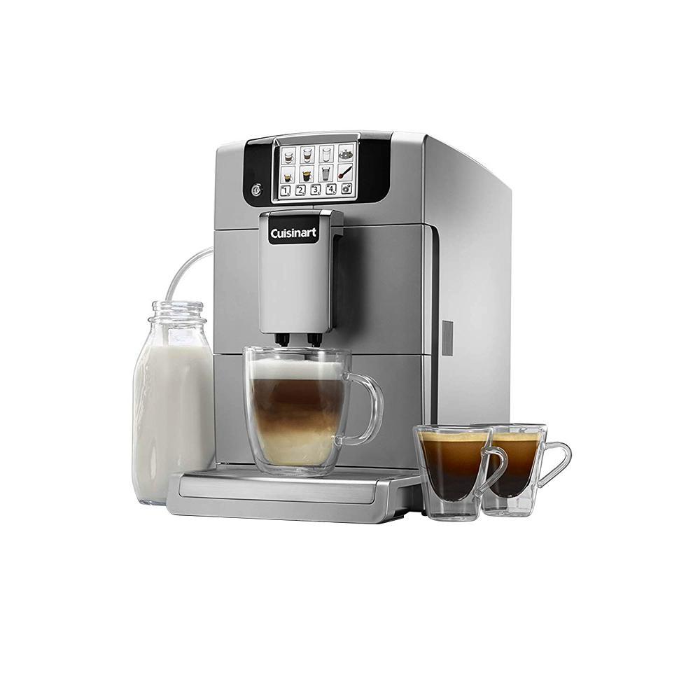 Cuisinart 5-Cup Fully Automatic Espresso Machine EM-1000