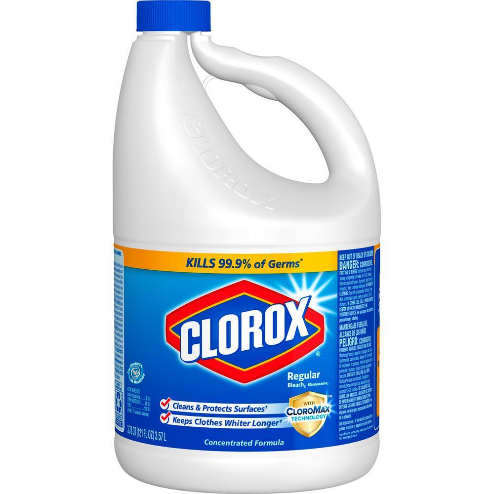 121 oz. Regular Concentrated Liquid Bleach