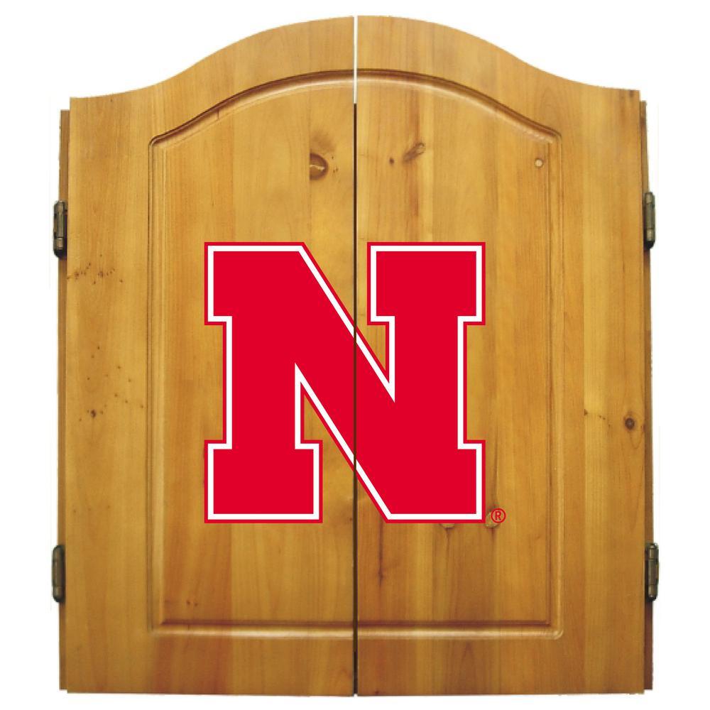University of Nebraska Dart Cabinet