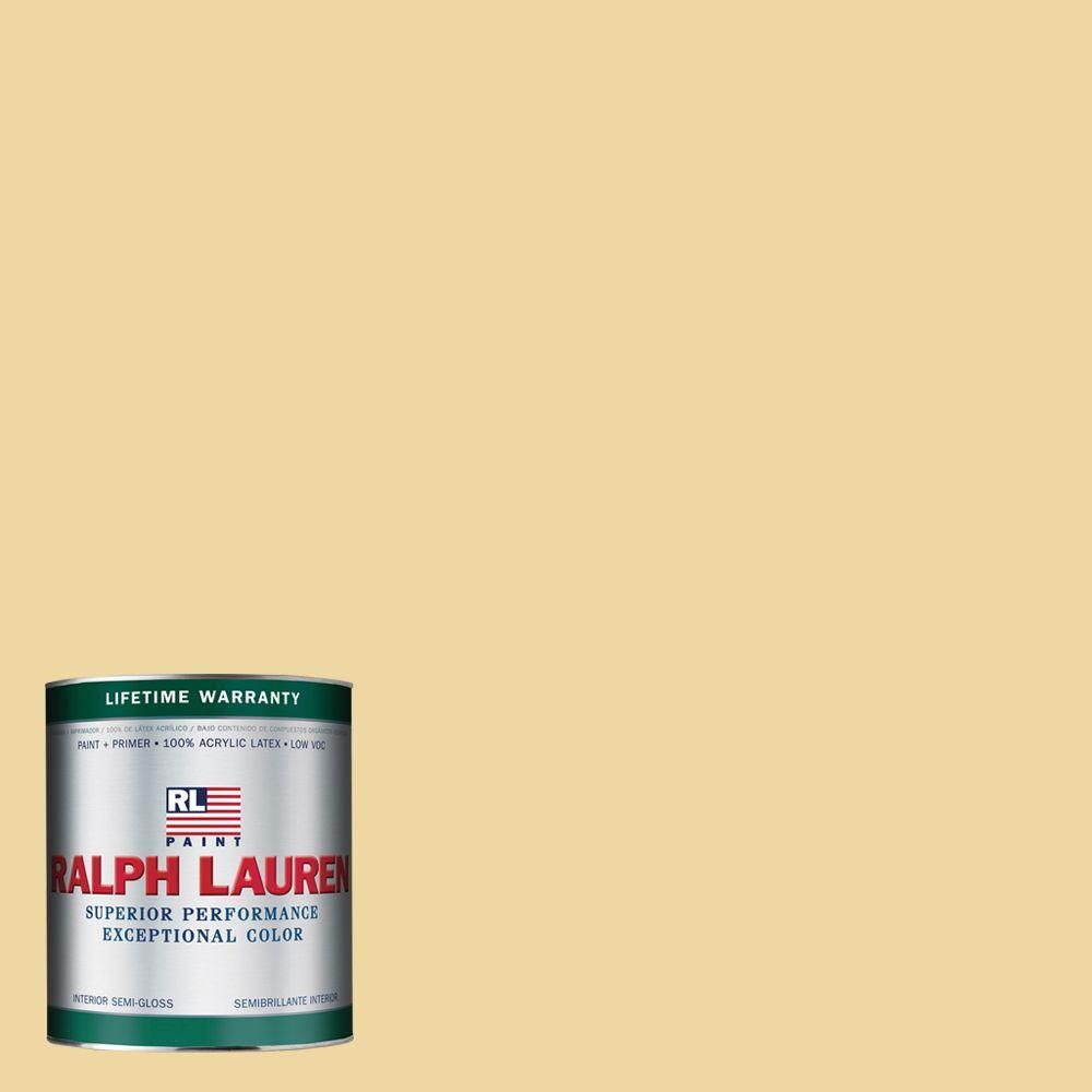 Ralph Lauren 1-qt. Yellowhammer Semi-Gloss Interior Paint