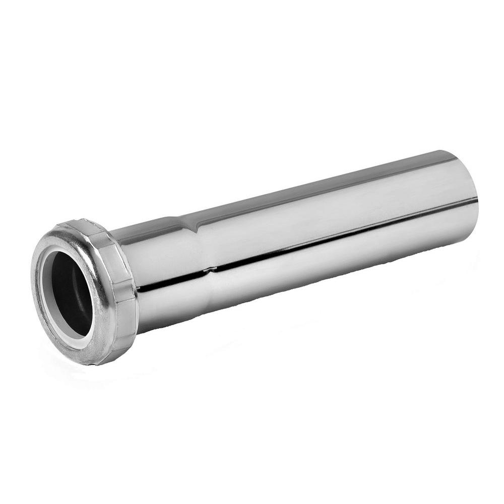 Everbilt 1.25 in. PVC Form N Fit Slip Joint Tailpiece ...