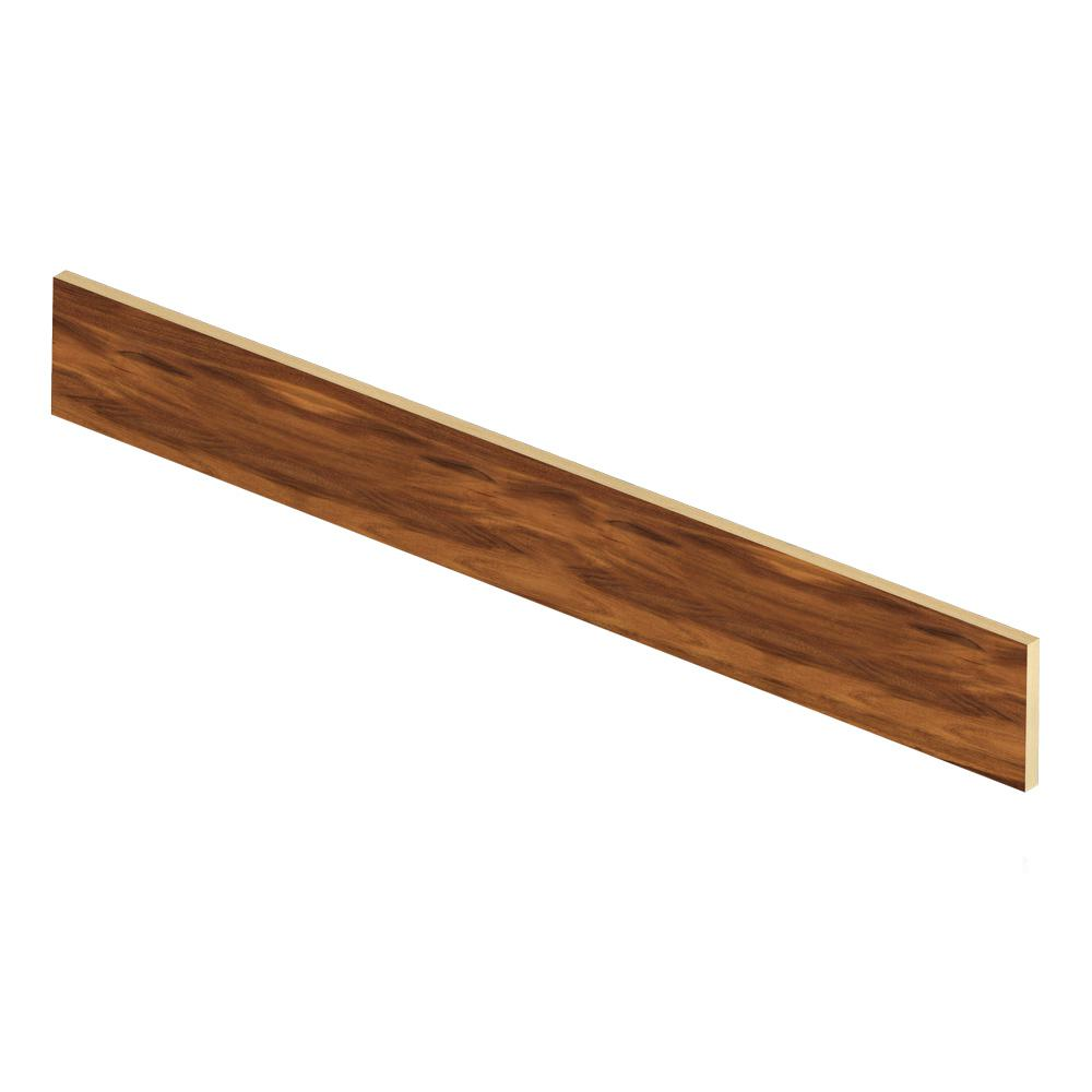 Zamma Amazon Acacia 94 In. Length X 1/2 In. Deep X 7
