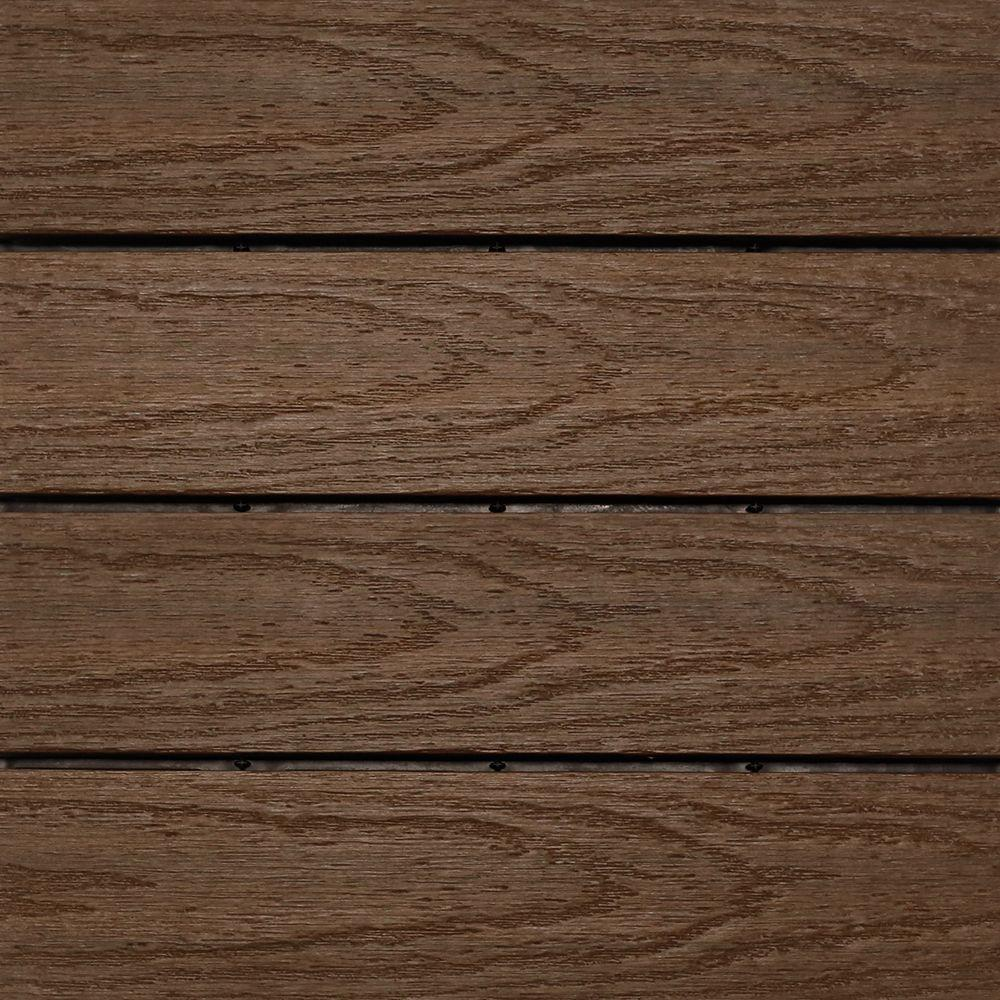Deck Tiles - Decking - The Home Depot