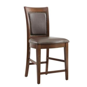 Peachy Pruitt Counter Dining 7Pc Set Table 6 Counter Side Chairs Andrewgaddart Wooden Chair Designs For Living Room Andrewgaddartcom