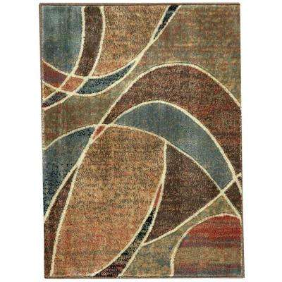 Expressions Multi 2 ft. x 3 ft. Area Rug