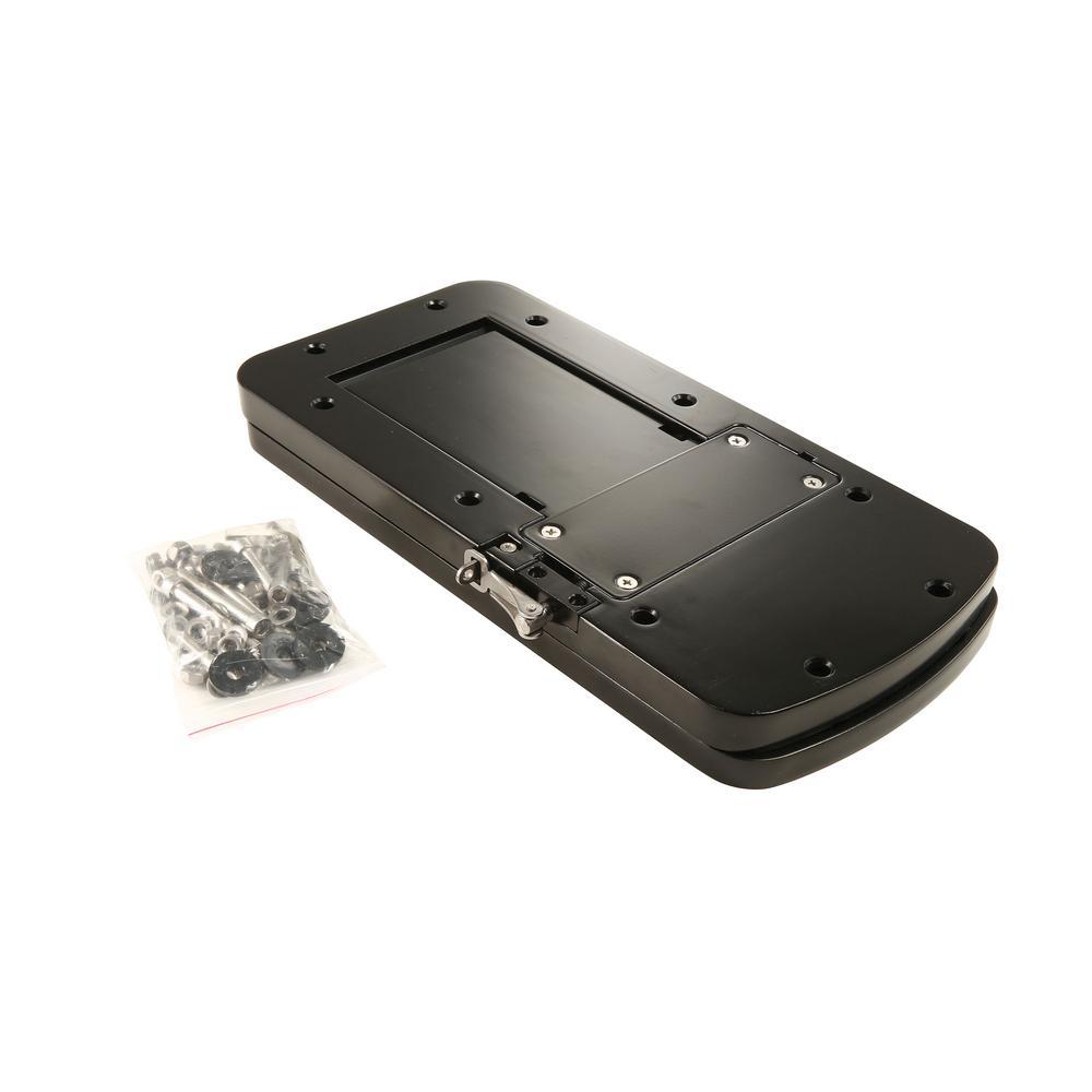 MotorGuide Xi Series Quick-Release Bracket Aluminum, Black