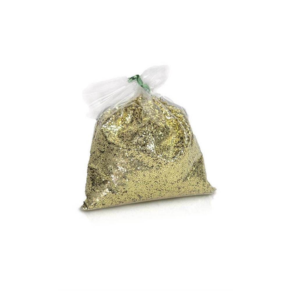 1 lb. Glitter-Gold