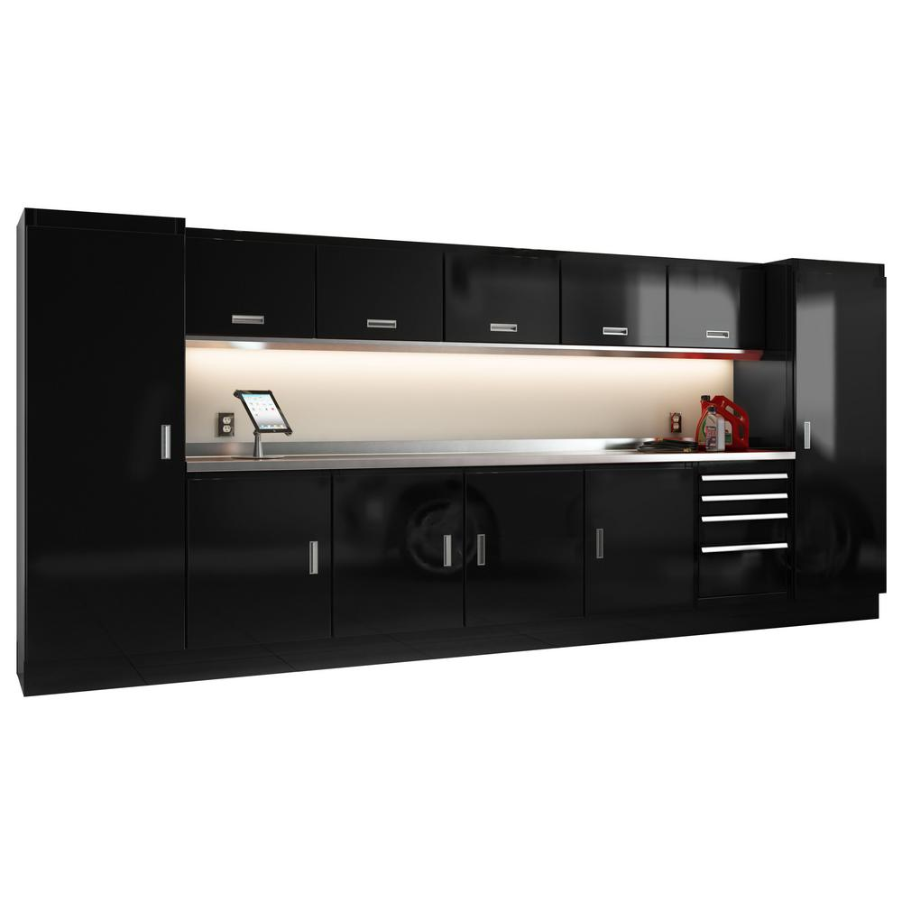 Merveilleux Moduline Select Series 75 In. H X 168 In. W X 22 In.