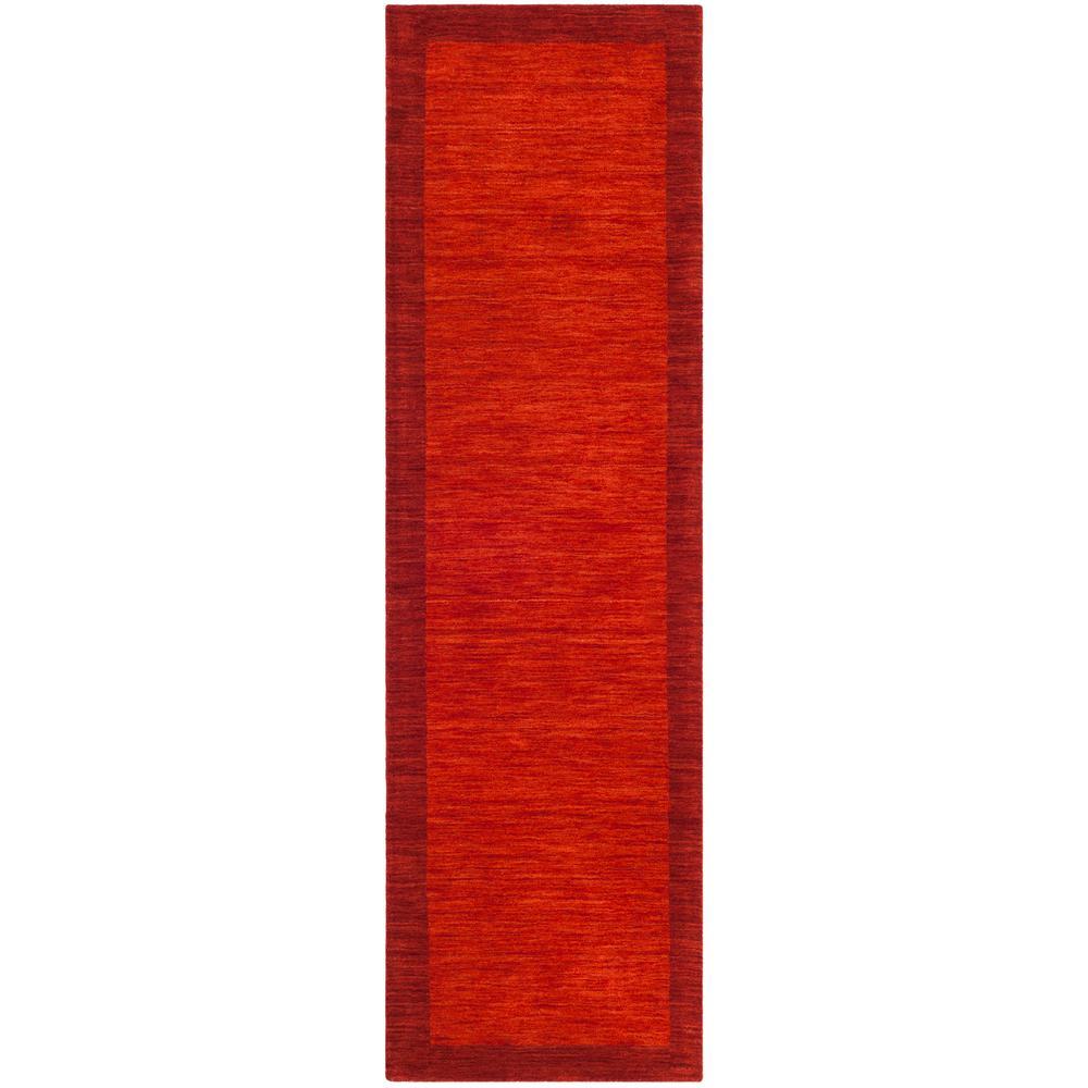 Himalaya Red 2 ft. x 8 ft. Runner Rug