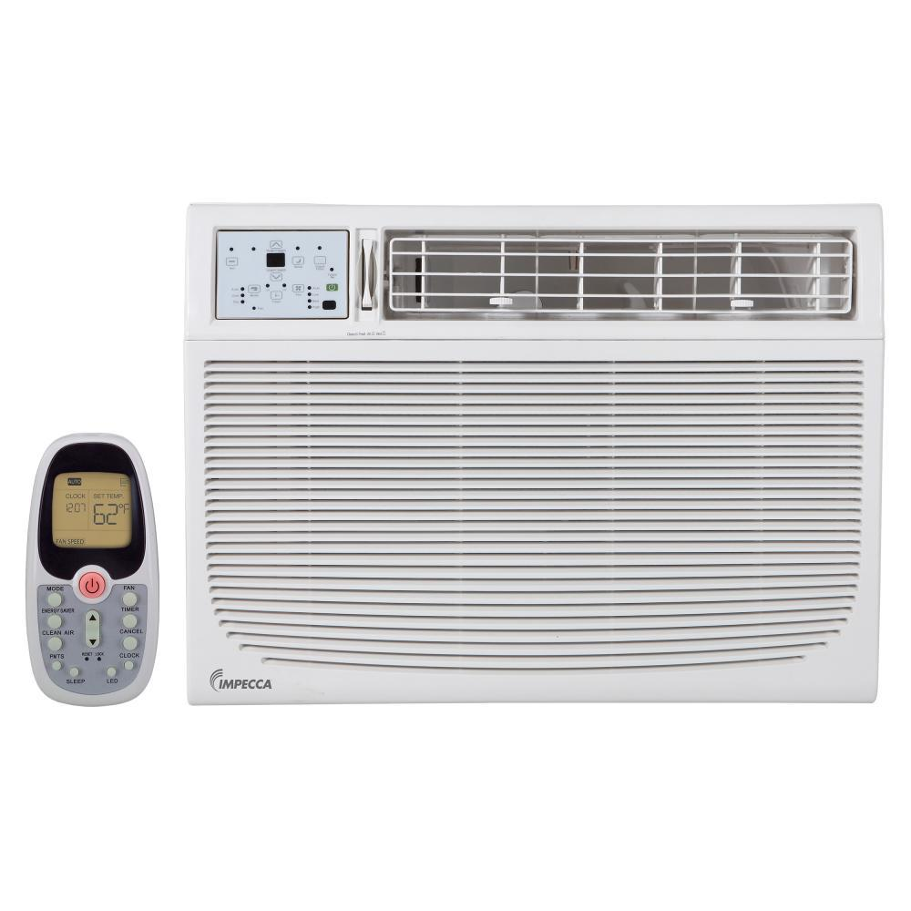 Impecca 25000 BTU 230208Volt Electronic Controlled Window Air