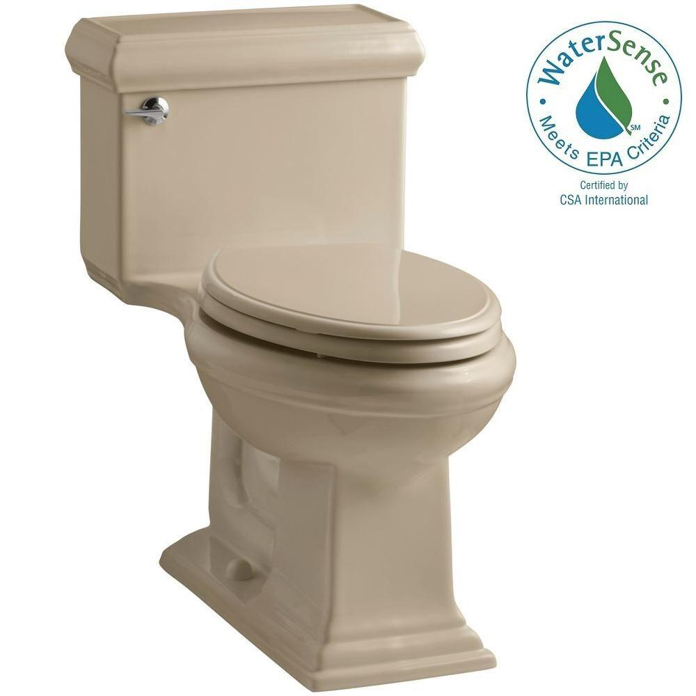Kohler Memoris Classic 1 Piece 1 28 Gpf Single Flush