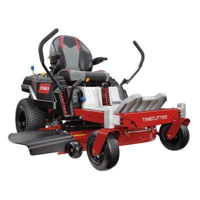 42 in. TimeCutter Iron Forged Deck 24.5 HP  Commercial V-Twin Gas Dual Hydrostatic Zero-Turn Riding Mower with MyRIDE