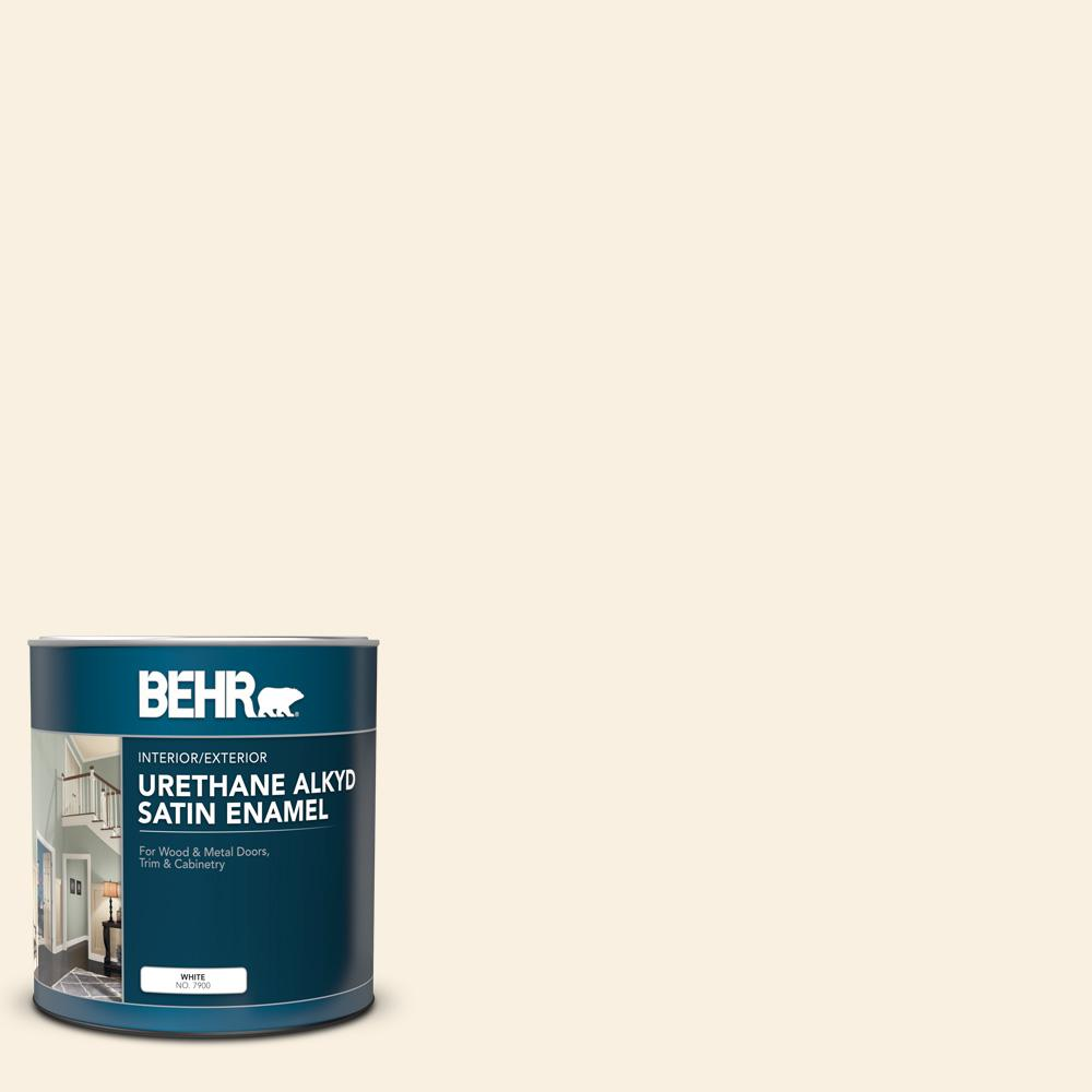 Behr 1 Qt M230 Sweet Coconut Milk