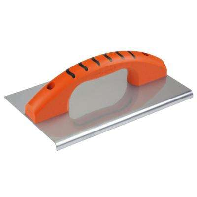 10 in. x 6 in. Stainless Steel Hand Edger with Proform Handle