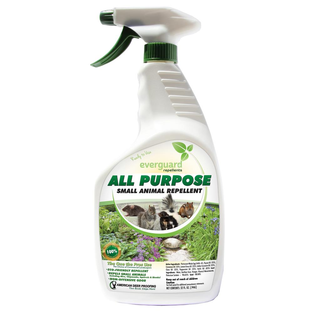 Everguard 32 oz. Ready-To-Use All Purpose Small Animal Repellent