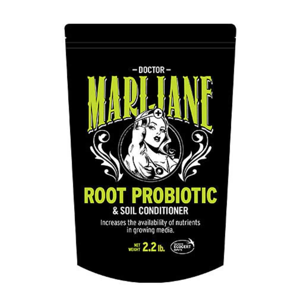 Doctor Marijane Root Probiotic, Soil Conditioner, Soil Amendment Hydroponics