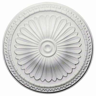 15 in. O.D. x 1-3/4 in. P Alexa Ceiling Medallion