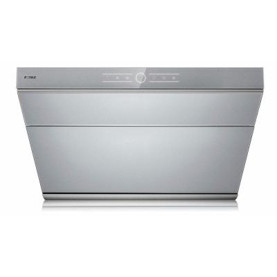 V Series 30 in. 850 CFM Side Draft Air Extraction Under Cabinet or Wall Mount Range Hood in Silver Grey