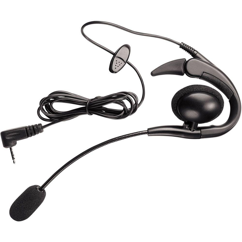 Motorola Earpiece with Boom Microphone for 2-Way Radios-DISCONTINUED