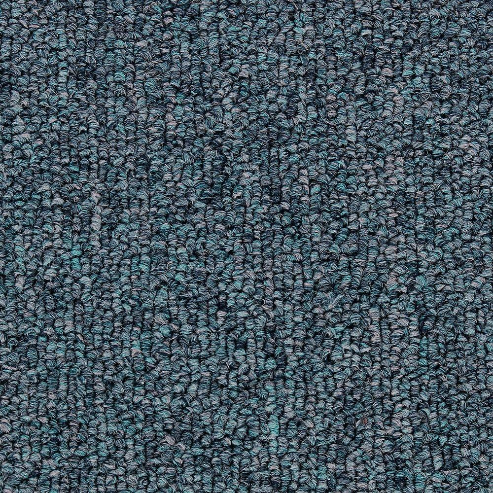 TrafficMASTER Bottom Line 26 - Color Serenity 12 ft. Carpet