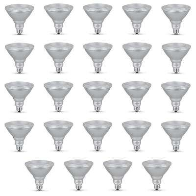 90-Watt Equivalent PAR38 Dimmable CEC Title 24 Compliant LED ENERGY STAR 90+ CRI Flood Light Bulb Bright White (24-Pack)