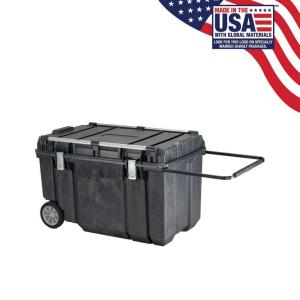 Exceptional DEWALT Tough Chest 38 In. 63 Gal. Mobile Tool Box DWST38000   The Home Depot
