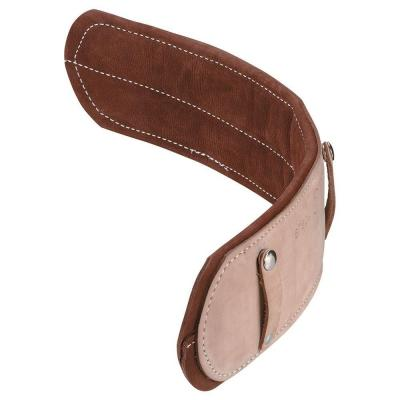 Leather Cushion Belt Pad