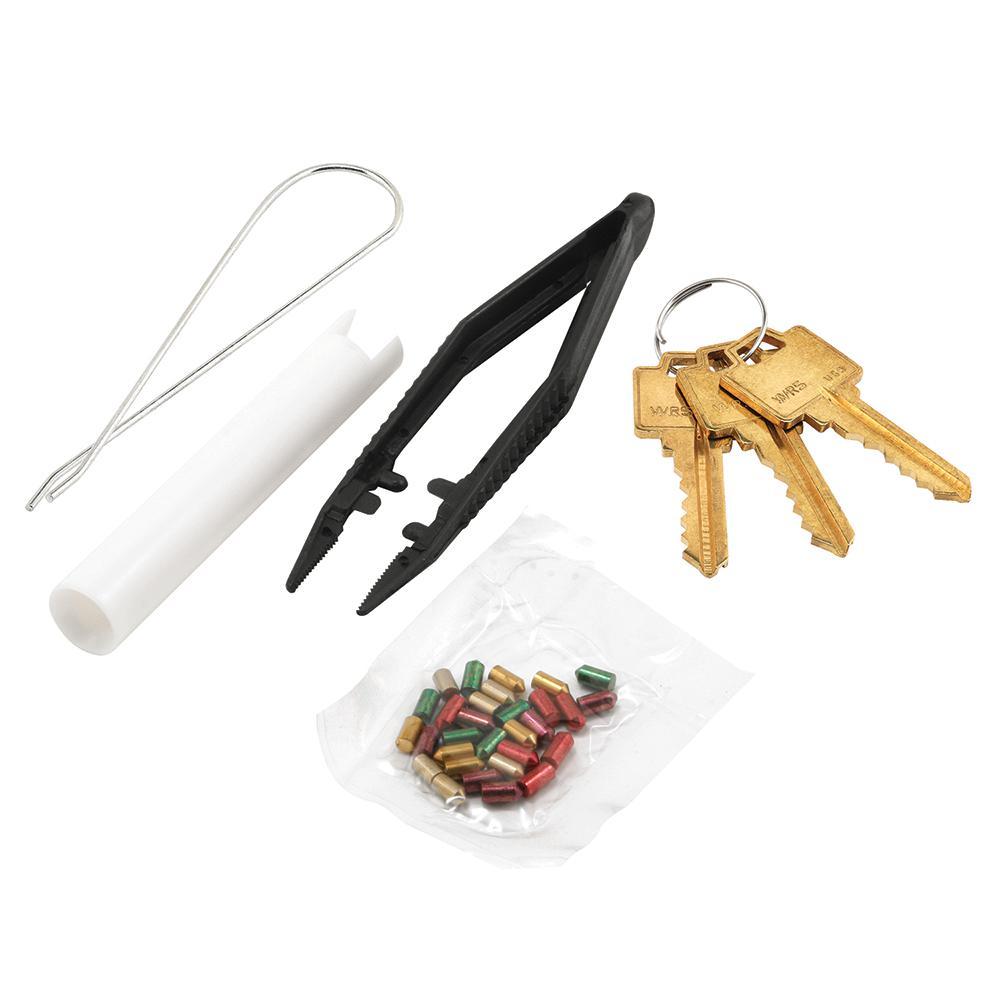 Weiser 5-Pin Re-Keying Kit