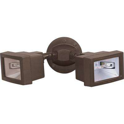 150-Watt Bronze Outdoor Area Light