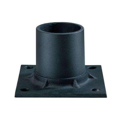 Lamp Posts Accessories Collection Pier Mount Adapter Accessory