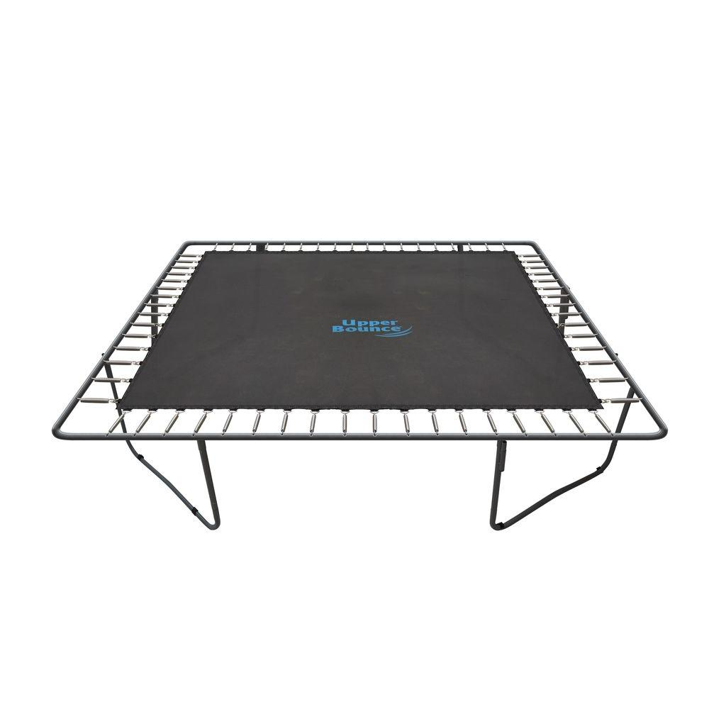 Upper Bounce Trampoline Jumping Mat, Fits for 13 ft. x 13 ft. Square ...
