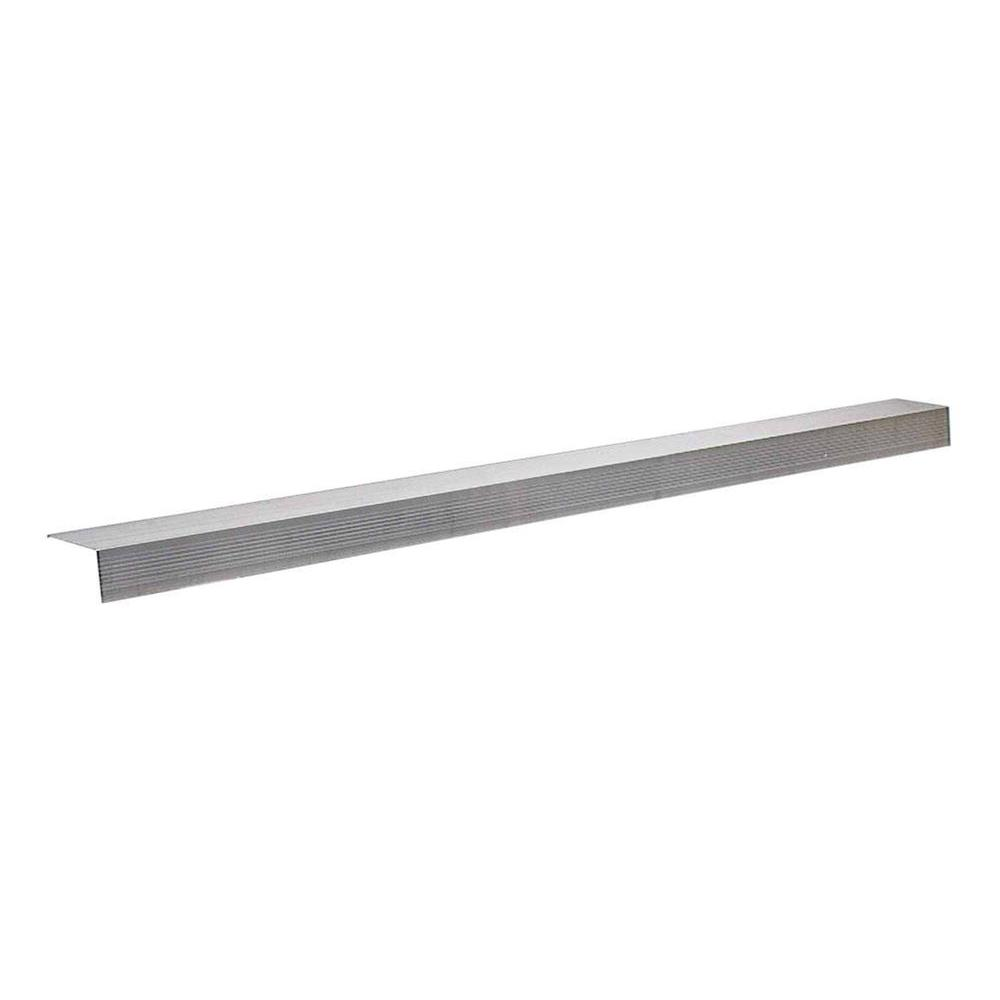 M-D Building Products 3 ft. x 2-3/4 in. x 1-1/2 in. Vinyl and Aluminum Sill Nosing Moulding