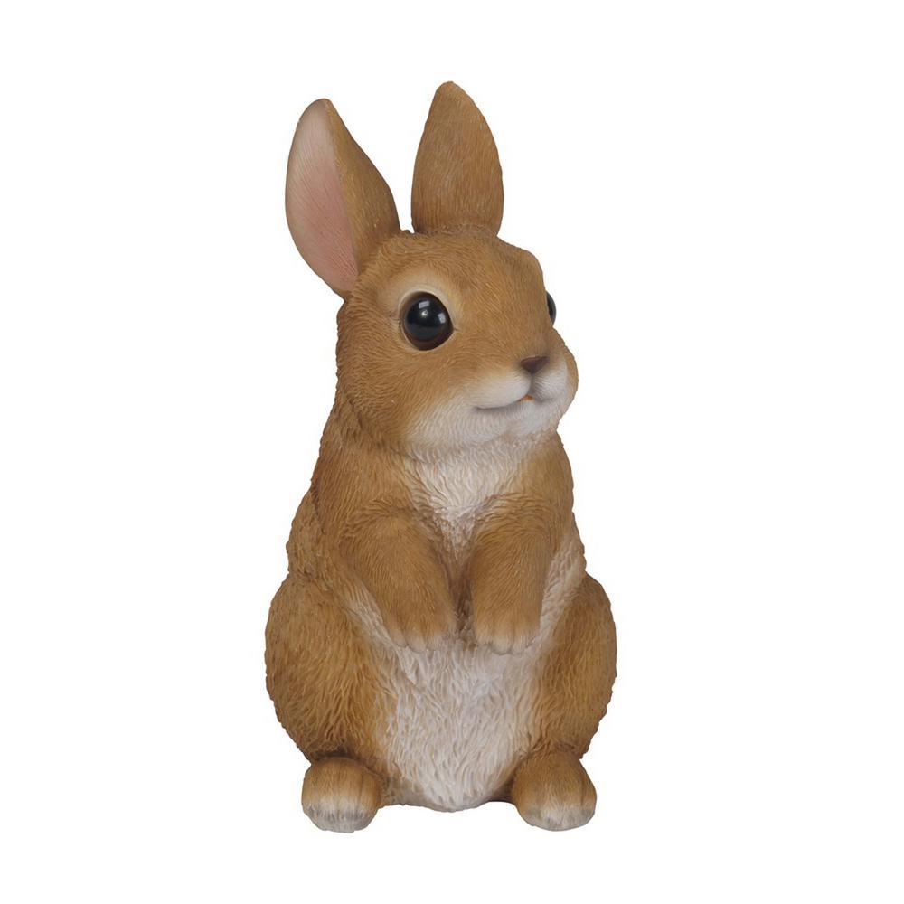 Small Rabbit Standing Statue